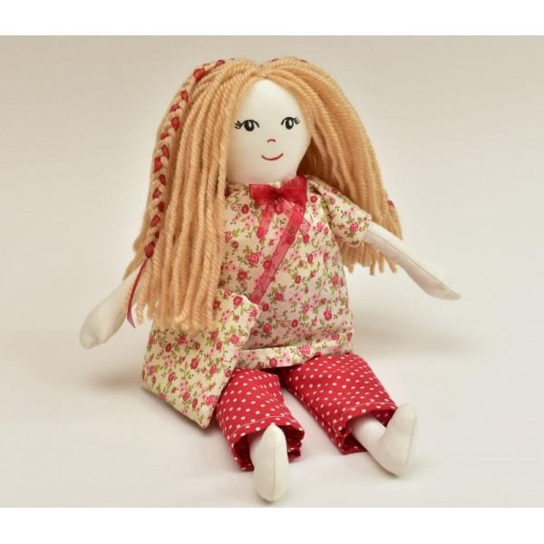 Кукла-ръчно изработена